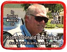memorial photo patch