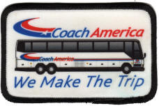 coach driver patch