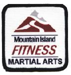 martial arts studio patch