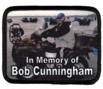 photo memorial patch