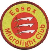 microlight club patch