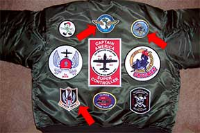 military patches for jacket