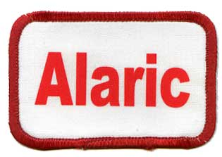 Personalized Name Patches   ColorPatch   No Minimum Order